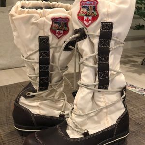 NWOT Pajar Waterproof Tall Winter Boots